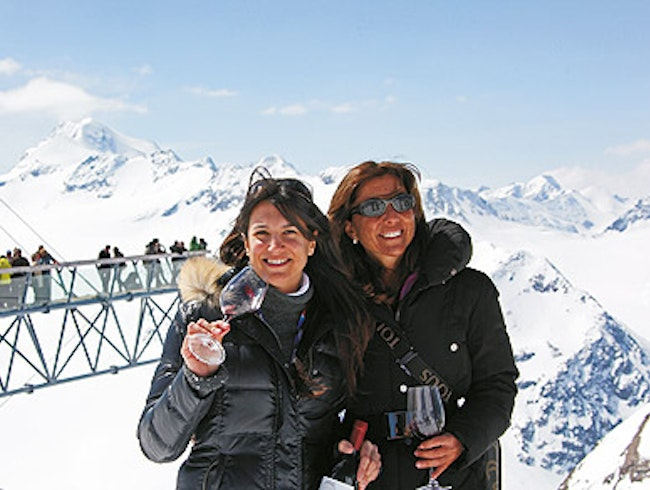 Alpine Wine and Culinary Experience