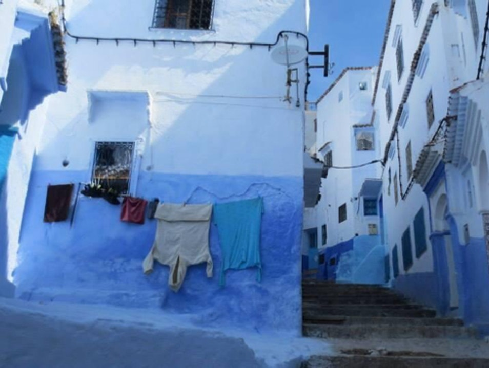Feeling kinda blue? Chefchaouen  Morocco