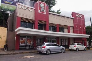 KFC New Kingston