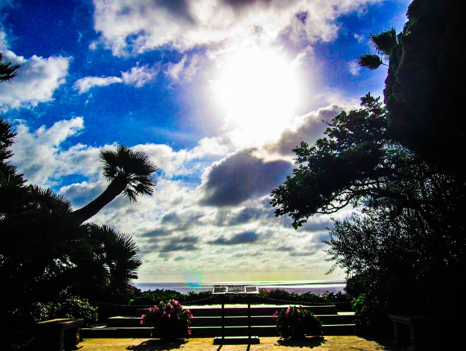 Meditation Gardens - Swami's Answer to a Sterssful Day Encinitas California United States