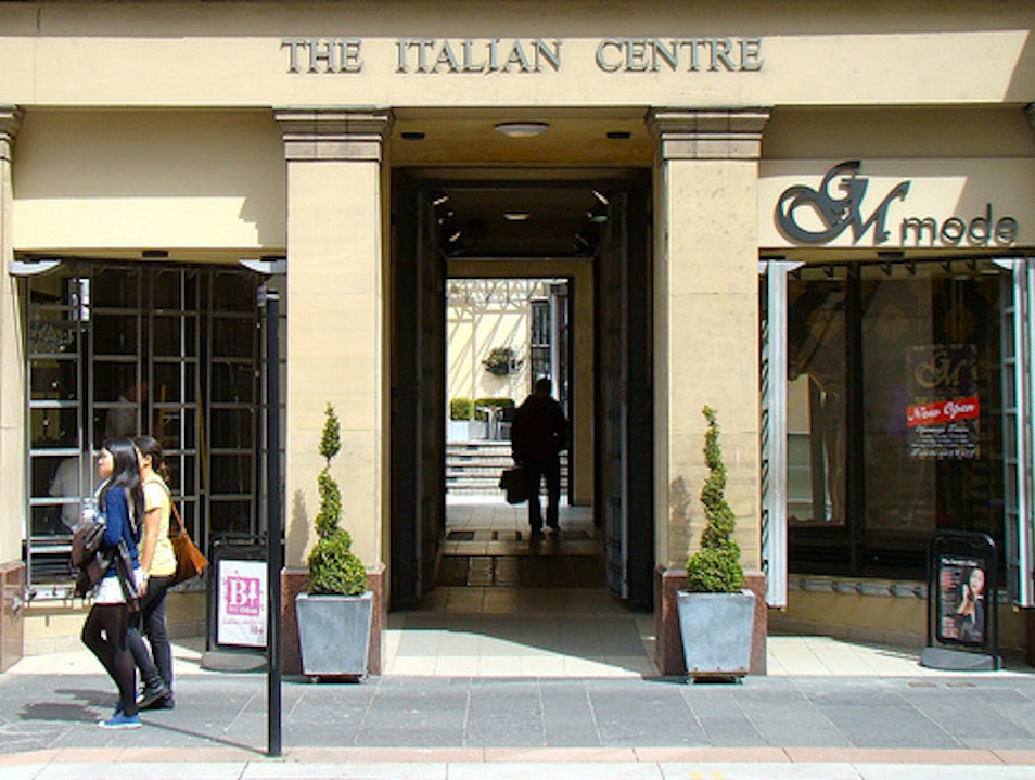 The Italian Job Glasgow  United Kingdom