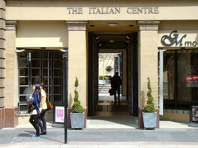 The Italian Centre Glasgow  United Kingdom