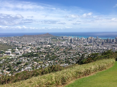 Mt. Tantalus Honolulu Hawaii United States