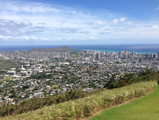 Tantalizing Views from Mt. Tantalus