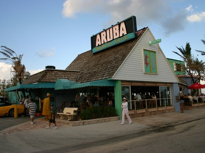 Aruba Beach Cafe Lauderdale By The Sea Florida United States