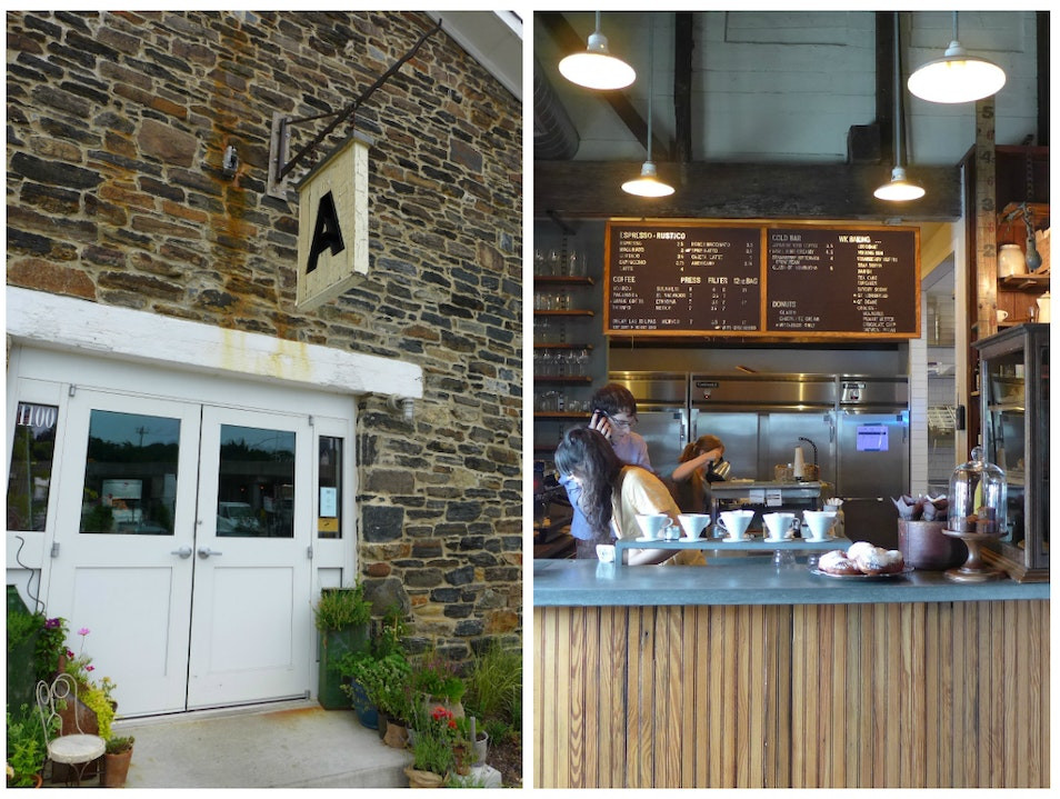 From Cotton Mill to Artisan Coffee and Local Food Baltimore Maryland United States