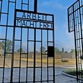 Memorial and Museum Sachsenhausen Oranienburg  Germany