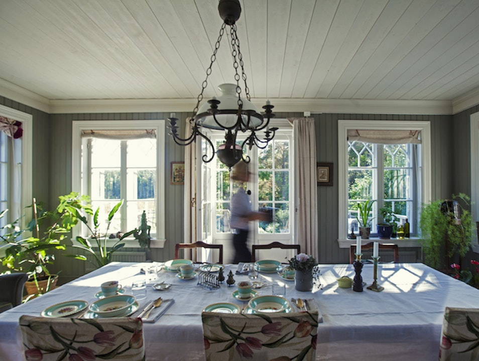 Authentic Local Food and Hospitality at a Unique Bed and Breakfast
