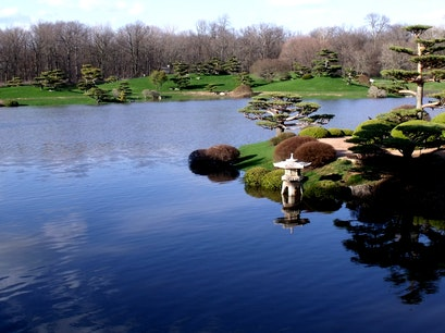 Chicago Botanic Garden Glencoe Illinois United States