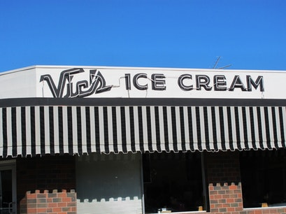 Vic's Ice Cream Sacramento California United States