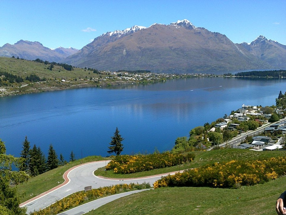 Lord of the Rings Tour Queenstown  New Zealand