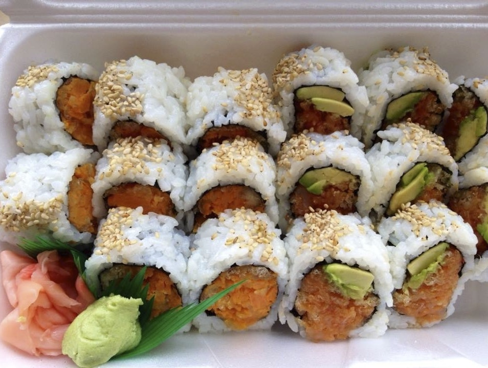 West End's Best Take Away Sushi Vancouver  Canada