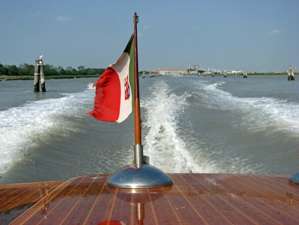The Best Way to Enter Venice