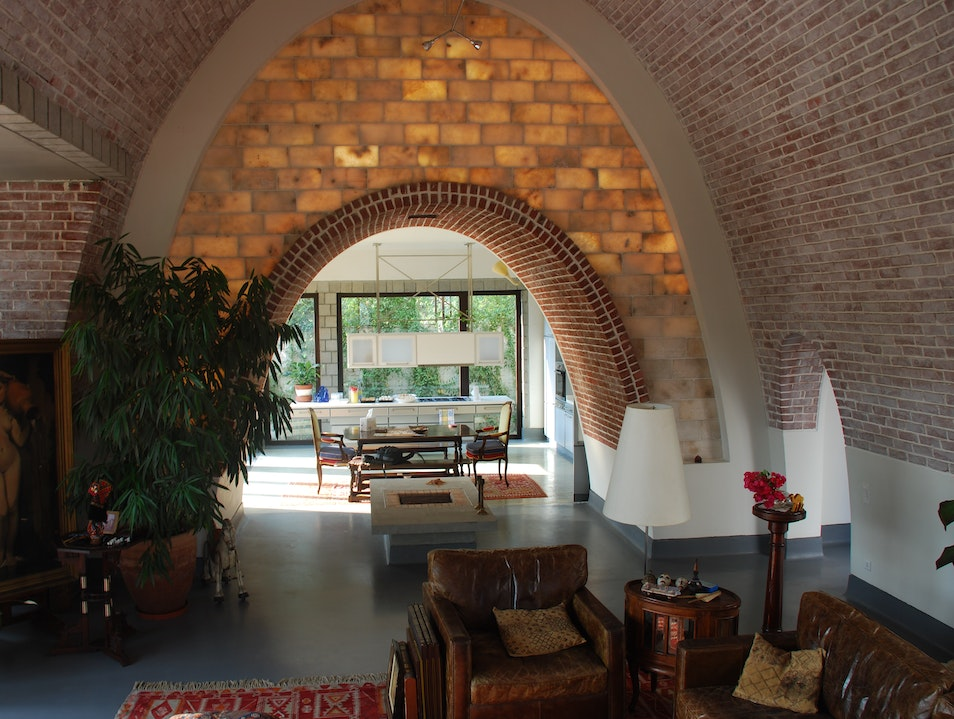 Eco-Architect, Tarek Labib's Home Cairo  Egypt