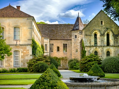 Fontenay Abbey Montbard  France