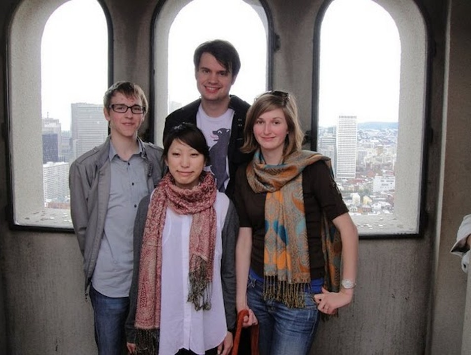 Amazing view from Coit Tower