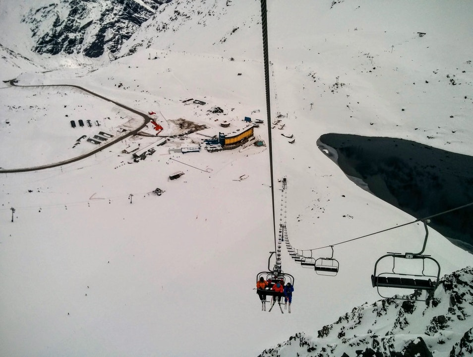 A Winter Dream in August for both Powderhounds and Foodies
