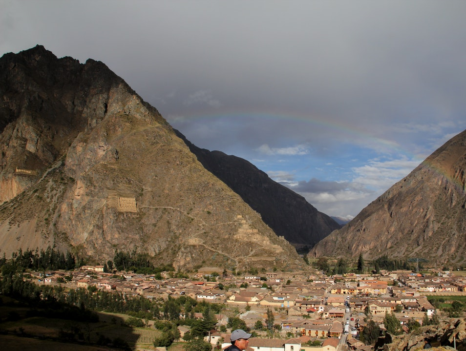 Visit the Inca City of Ollantaytambo Ollantaytambo  Peru