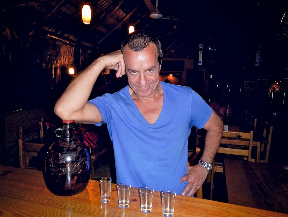 Trust in Paolo, Purveyor of Some Powerful Mamajuana