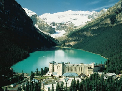 Fairmont Chateau Lake Louise, Alberta Yellowhead County  Canada
