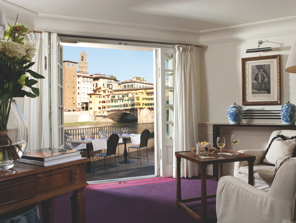 Hotel Lungarno Florence  Italy