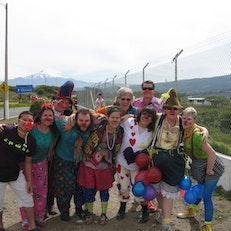 Clowning Around Ecuador