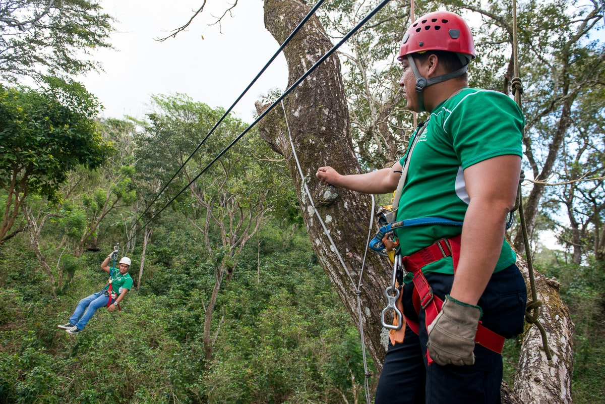 Itu0027s Hip to Zip in Punta Cana Punta Cana Dominican Republic & Canopy Adventures Zip Line Tours | Punta Cana | AFAR