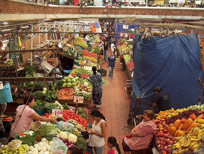 Shop at One of Mexico's Largest Markets