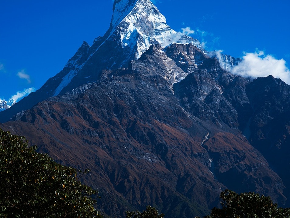 Mardi Himal Trek Nepal Annapurna region best trekking in Nepal    Earth