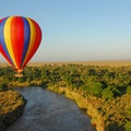 Hot-Air-Balloon Ride in the Masai Mara Narok County  Kenya