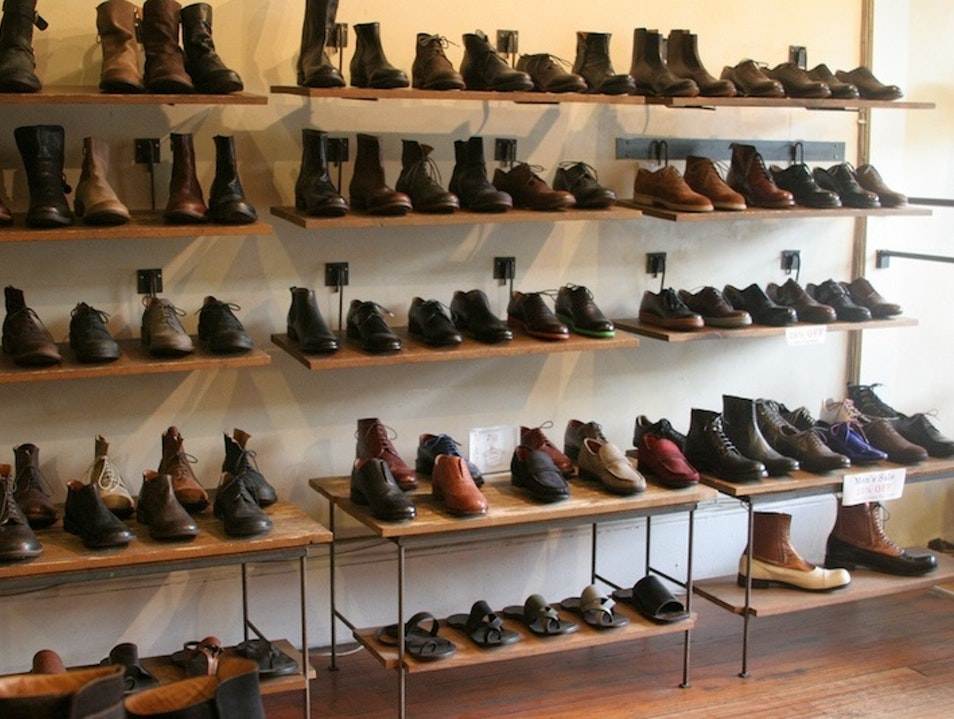 Visit Hayes Valley for Beautiful Shoes San Francisco California United States