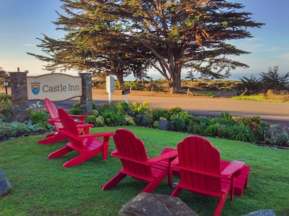 Castle Inn Cambria California United States