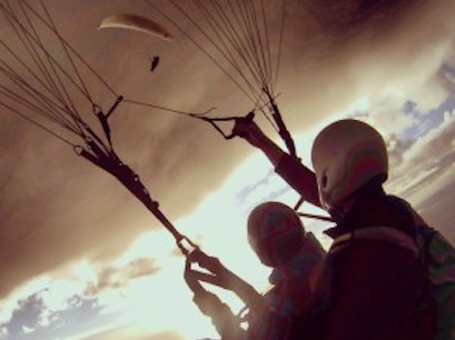 Icarus Paragliding Cape Town  South Africa
