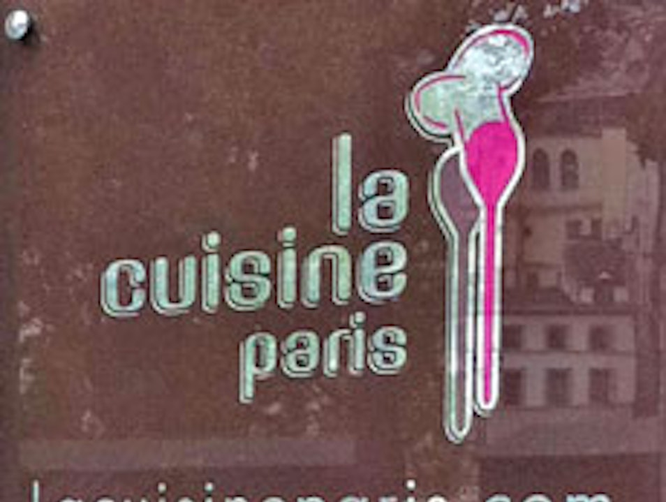 Fabulous Foodie Fun overlooking the Legendary Seine