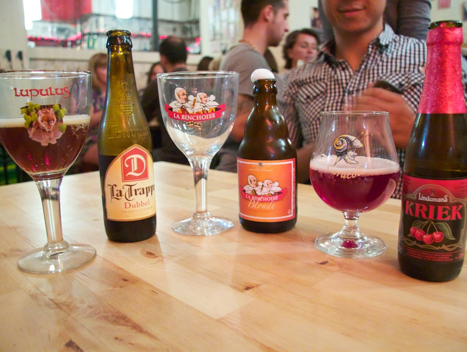 Mosquito: For Your Dumpling and Beer Fix