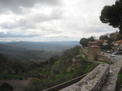 Walk with a view Montalcino  Italy