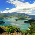 Marlborough Sounds Picton  New Zealand