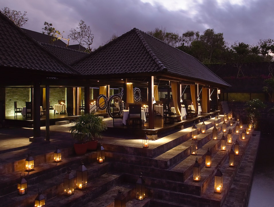 Al Fresco Dining at II Ristorante Kuta  Indonesia