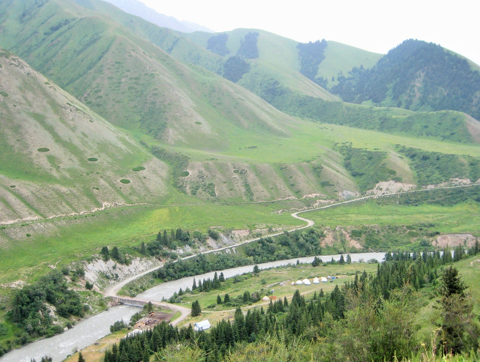 Eki Naryn Hike (Near Naryn City)