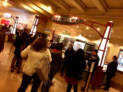 Shake Shack Grand Central Terminal New York New York United States