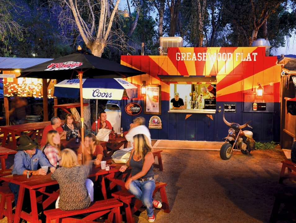 Greasewood Flat's No-Fuss Burgers Scottsdale Arizona United States