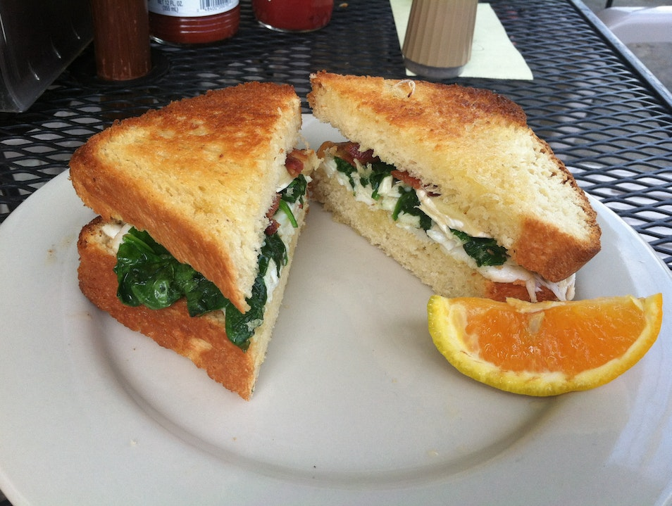 Sweets and Sandwiches in the Bywater