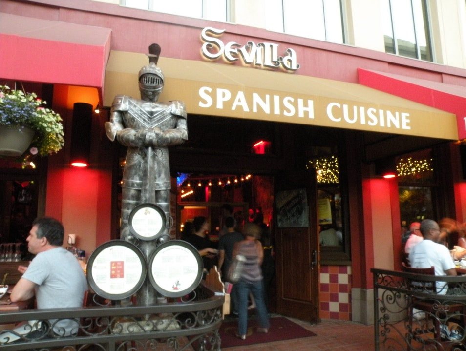 Tapas and Flamenco in San Diego