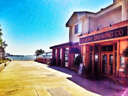 Belmont Brewing Co Long Beach California United States