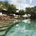 Pools at Faru Faru Lodge Mara  Tanzania