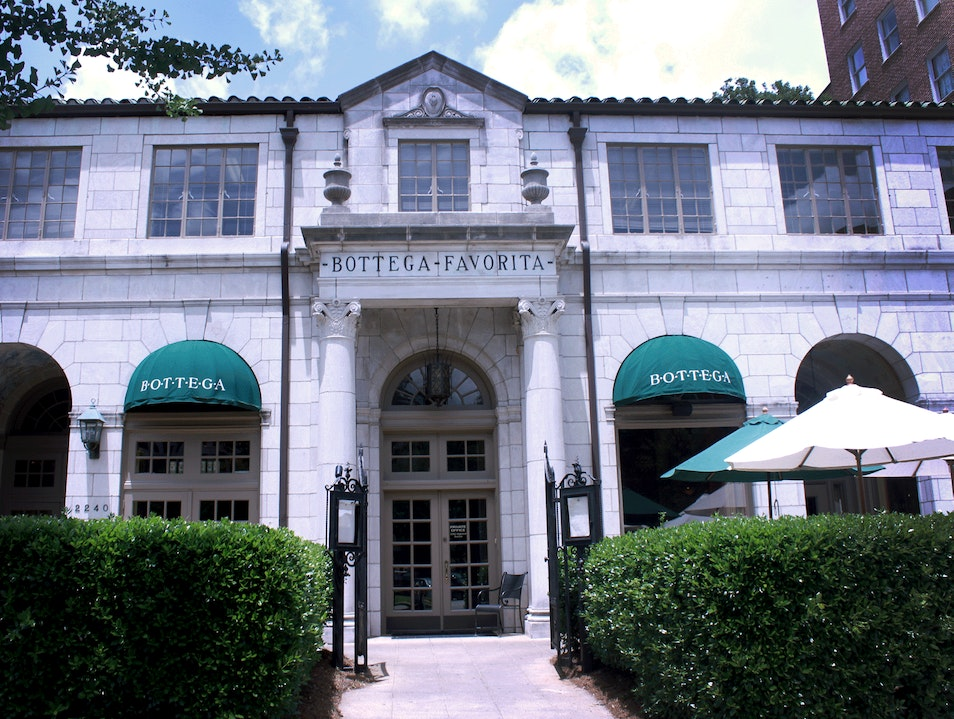 Bottega Restaurant and Cafe Birmingham Alabama United States