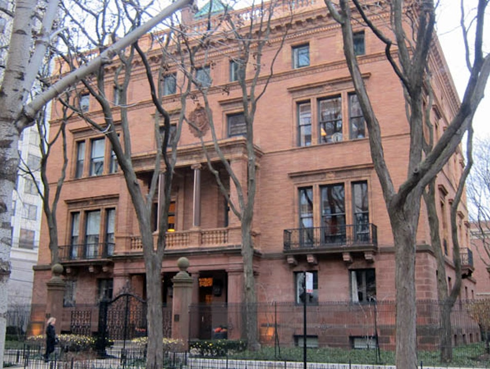 Stroll Down Over-the-Top Astor Street Chicago Illinois United States