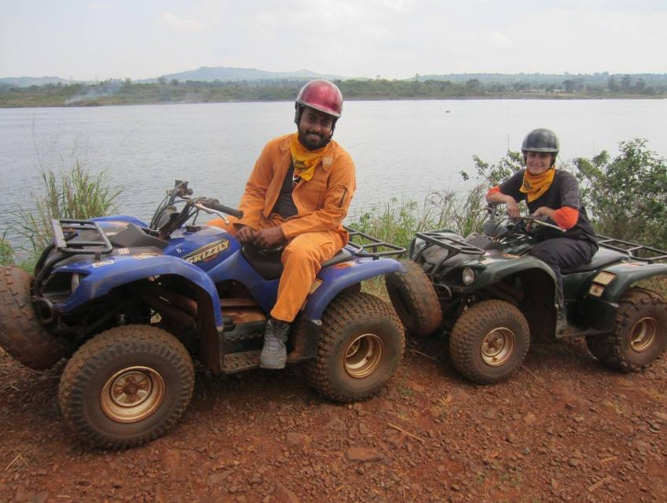 Jinja... not just about rafting! SWID  Uganda