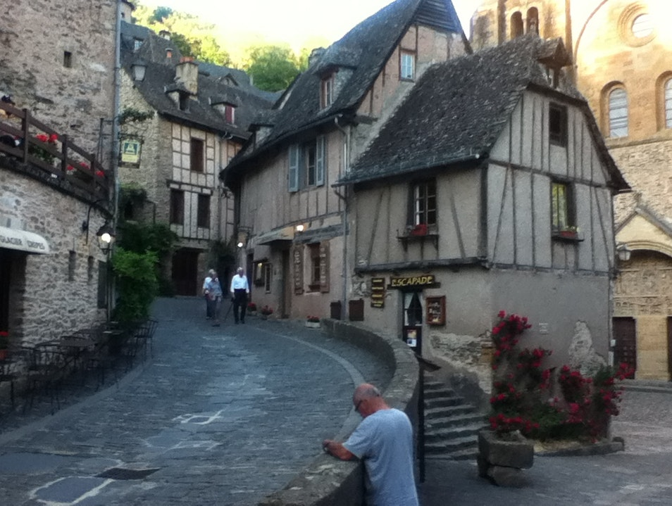 Getting Conqued Conques  France