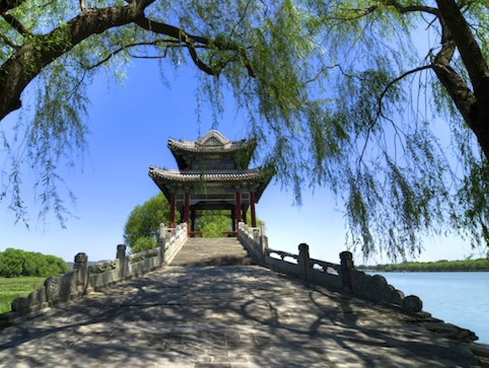 Palace Hotels: Aman at Summer Palace, Beijing Beijing  China
